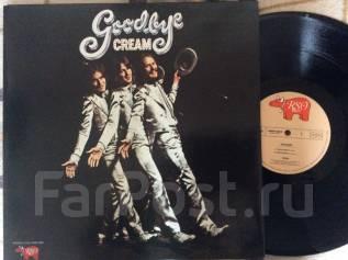 БЛЮЗ РОК! КРИМ / Cream - Goodbye - JP LP 1969 Эрик Клэптон