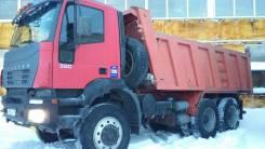 Iveco Trakker. Ивеко Траккер 6х6 2008 г. в., 13 000 куб. см., 25 000 кг.