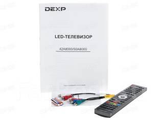 """Dexp. 42"""" LED"""
