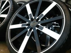 Лето 265/30 R22 Chrysler 300C Dodge Challenger. 9.0x22 5x115.00 ET15