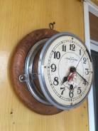 Часы корабельные иностранные! С рубля! Не упусти. Оригинал