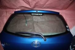 Дворник двери багажника. Toyota Vitz, KSP90, NCP91, NCP95, SCP90 Toyota Yaris, NCP91, ZSP90, NCP90, KSP90 Двигатели: 1NZFE, 2NZFE, 2SZFE, 1KRFE, 2ZRFE