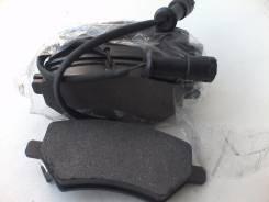 Колодки тормозные передние (комп.4 шт) Chery Tiggo T113501080BA