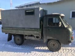 УАЗ 3303 Головастик. УАЗ3303, 2 000 куб. см., 1 000 кг.