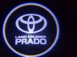 Эмблема. Toyota Land Cruiser Prado