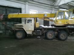 Урал 5557. Продается автокран УРАЛ-5557, 18 070 куб. см., 15 000 кг., 14 м.