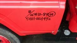 Механическая коробка переключения передач. Toyota Hiace, YH81 Двигатель 2Y