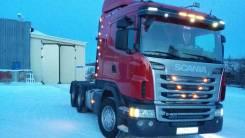 Scania. Тягач G400 / LA 6*4 HNA / 2013 г. /, 13 000 куб. см., 40 000 кг.