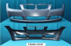 Бампер Передний BMW 3Series E90 `05-08 П Датчик без/омыват грунт. BMW 3-Series, E90