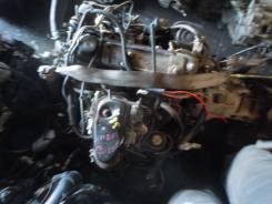 Двигатель. Toyota Hiace, YH81 Двигатель 2Y