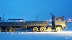 МАЗ 64229. Тягач с полуприцепом, 14 860 куб. см., 24 000 кг.
