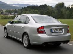 Subaru Legacy. Продам ПТС 2006 г. в. Руль левый, на учете в Краснодарск