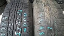 Bridgestone Dueler H/T D687. Летние, 2003 год, без износа, 2 шт