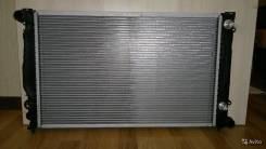 Радиатор охлаждения двигателя. Audi A6
