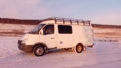 ГАЗ 2705. Продам газ 2705, 2 400 куб. см., 7 мест