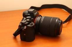 Sony Alpha ILCE-7 Kit. 20 и более Мп, зум: 7х