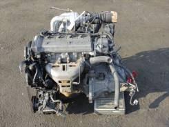 Двигатель. Toyota Corolla Двигатель 4EFE