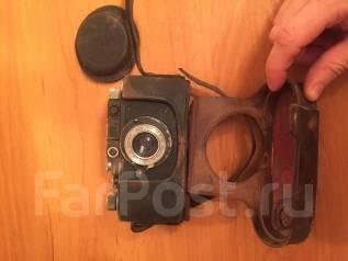 Старинный фотоаппарат. Оригинал