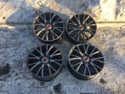 Sakura Wheels. 7.0x16, 5x100.00, 5x114.30, ET40