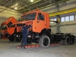 Ремонт грузовиков, ходовка, двс, замена тех. жидкостей