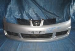 Бампер. Nissan Wingroad, JY12, Y12, NY12 Двигатели: MR18DE, HR15DE. Под заказ