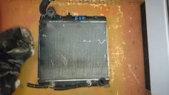 Радиатор охлаждения двигателя. Honda Fit Двигатели: L15B, L13A, L13B, L15A