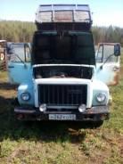 ГАЗ 3307. , 4 200куб. см., 7 400кг., 6x2