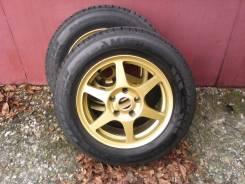 Зимние шины на литье. 5x114.30 ET45 ЦО 66,1мм.