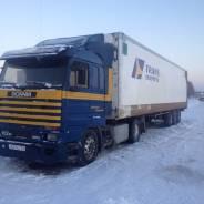 Scania. Продам сцепку, 11 000 куб. см., 20 000 кг.