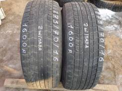Dunlop Grandtrek SJ7. Зимние, без шипов, 2009 год, износ: 60%, 2 шт
