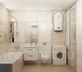 Уютная ванная комната за 20 дней!