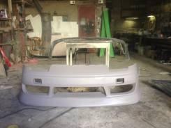 Обвес кузова аэродинамический. Nissan Sports