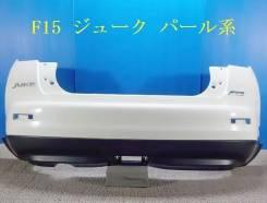Бампер. Nissan Juke, F15