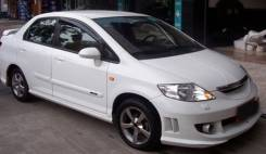 Обвес кузова аэродинамический. Honda Fit Aria, GD6, GD8, GD7, GD9. Под заказ