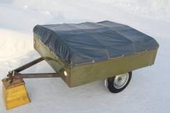 ММЗ-81021. Продаётся прицеп для легкового автомобиля., 500 кг.
