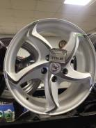 NZ Wheels F-17. 6.0x15, 5x100.00, ET40, ЦО 57,1 мм.