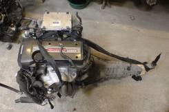 Двигатель. Toyota Altezza, SXE10 Двигатель 3SGE