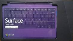 Microsoft Surface Type Cover Pro 2