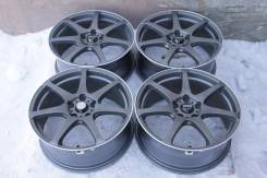 Manaray Euro Design. 7.5x18, 5x114.30, ET44
