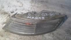 Повторитель поворота в бампер. Toyota Mark II, GX90, JZX90, LX90, JZX91, JZX93, JZX91E, LX90Y, JZX90E, SX90