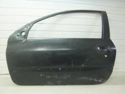 Дверь передняя левая peugeot 206 20 9- хетчбек 3-дверн. 9002l2 новая. Peugeot 206. Под заказ