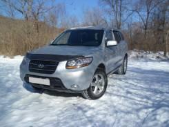 Hyundai Santa Fe. автомат, 4wd, 2.2 (153 л.с.), дизель, 123 тыс. км