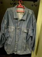 Куртки джинсовые. 54