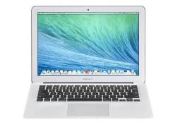 "Apple MacBook Air 13. 13.3"", 1,6 ГГц, ОЗУ 4096 Мб, диск 128 Гб, WiFi, Bluetooth, аккумулятор на 12 ч."