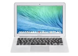 "Apple MacBook Air 13. 13.3"", 1,6ГГц, ОЗУ 4096 Мб, диск 128 Гб, WiFi, Bluetooth, аккумулятор на 12 ч."