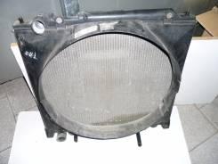 Радиатор охлаждения двигателя. Mitsubishi Delica, PF6W, PE6W, PC4W, PB6W, PB4W, PD6W Mitsubishi PB
