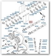 Распредвал J3 / BONGO / CARNIVAL / PREGIO / Правый / 0K88R-12441 / 0K88R12441 / MOBIS
