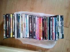 DvD диски с фильмами 80шт