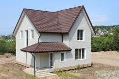 Продается новый двухэтажный коттедж в экологически чистом престижном р. Мкр. Лесной 119, р-н Лесной, площадь дома 150 кв.м., централизованный водопро...