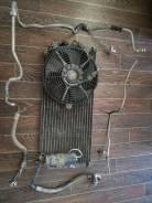 Радиатор кондиционера. Toyota Sprinter Carib, AE111